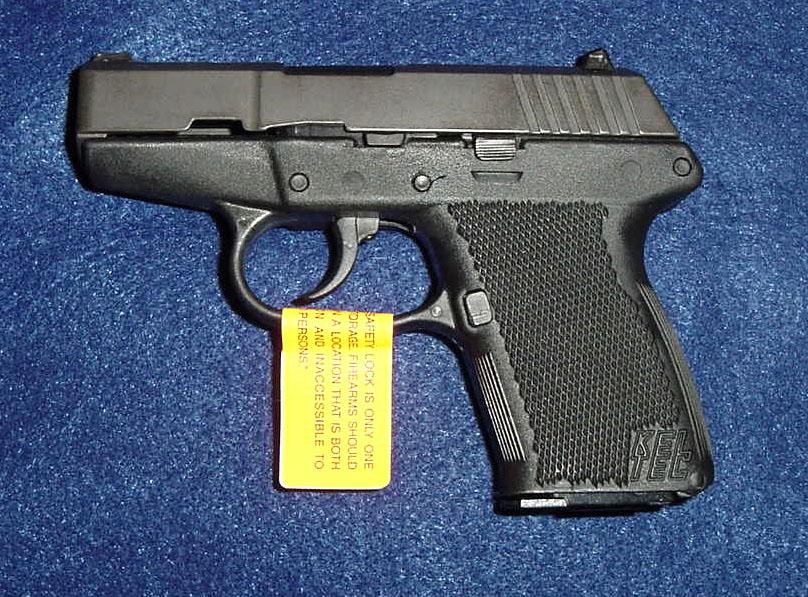 Kel Tec P11 Parkerized 9mm